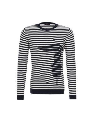 Trussardi Jeans Rigato Sweater