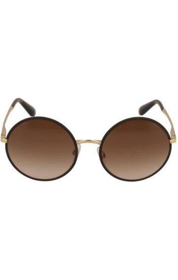 Okulary przeciwsłoneczne Dolce & Gabbana brązowy
