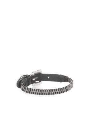 Diesel A-Zipper Bracelet