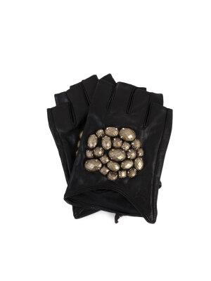 Karl Lagerfeld Geo Gloves