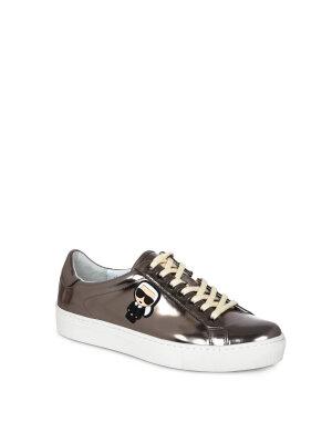 Karl Lagerfeld Ikonik Lace Sneakers