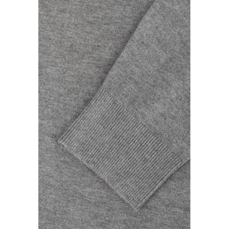 Kardigan Armani Jeans szary
