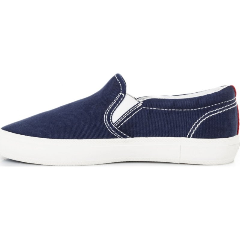 On Zoe slip on Gant navy blue