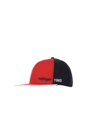 Hilfiger Denim Bejsbolówka Colour Block