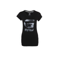 T-shirt Theagan G-Star Raw czarny