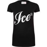 T-shirt Ice Play czarny
