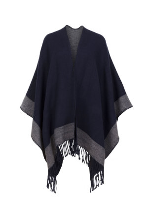 Twinset Jeans Poncho