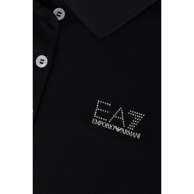 Polo EA7 black