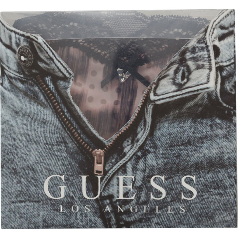 Brazilian briefs Guess Jeans powder pink