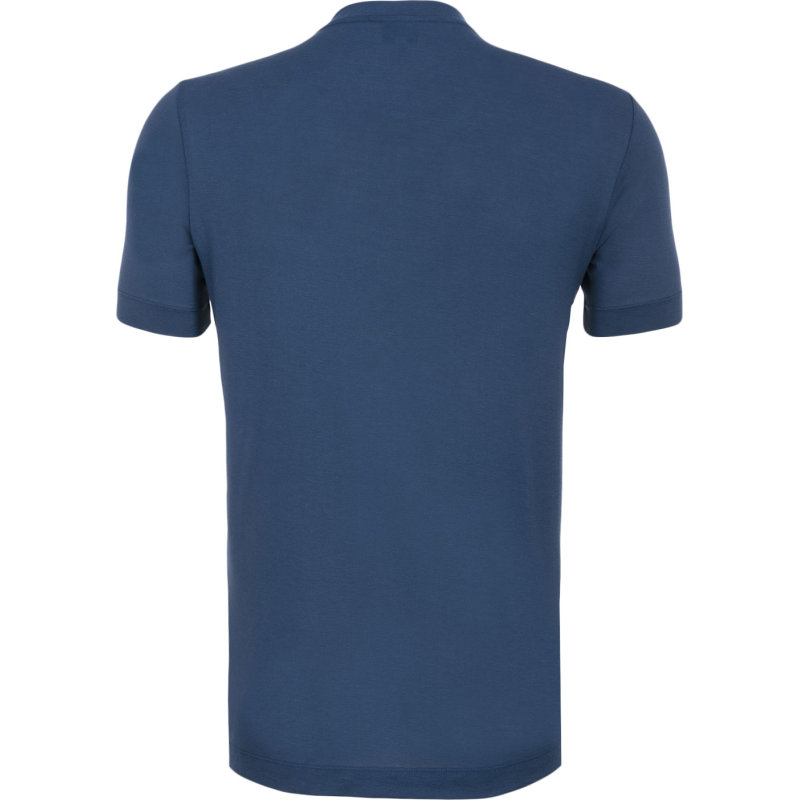 T-shirt Armani Collezioni navy blue