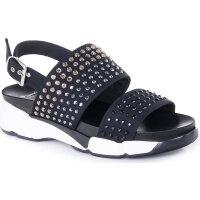 Sandały Brillante Pinko czarny