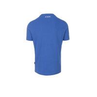 T-shirt Love Moschino niebieski
