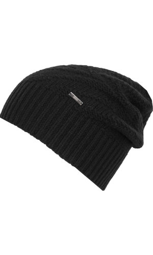 Hugo Wełniana czapka + wełniany szal Zanta