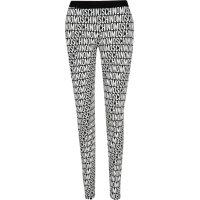 Spodnie od piżamy Moschino czarny