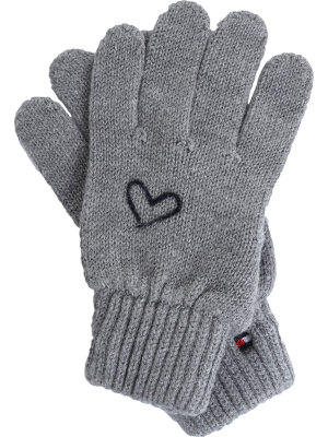 Tommy Hilfiger Heart gloves