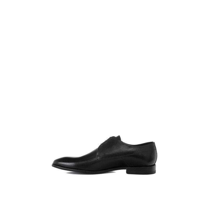 Square_Derb_Itls dress shoes Hugo black
