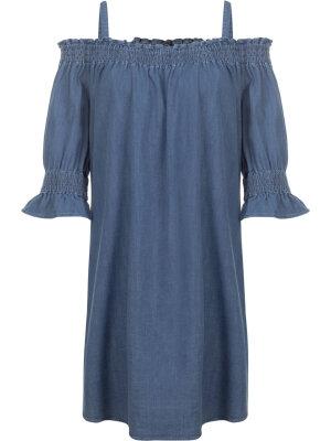 Gas Sukienka Ana | denim