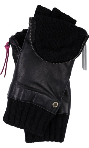 Armani Jeans Leather gloves