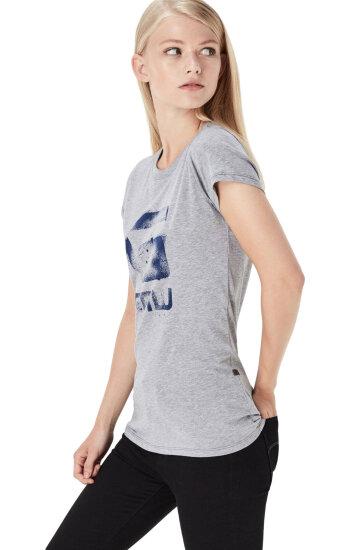 T-shirt Theagan G-Star Raw szary