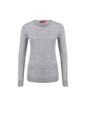 Hugo Wełniany sweter Sedella