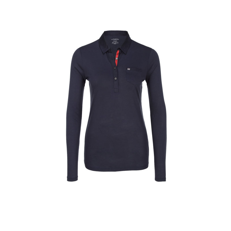 Ease Polo  Napapijri navy blue