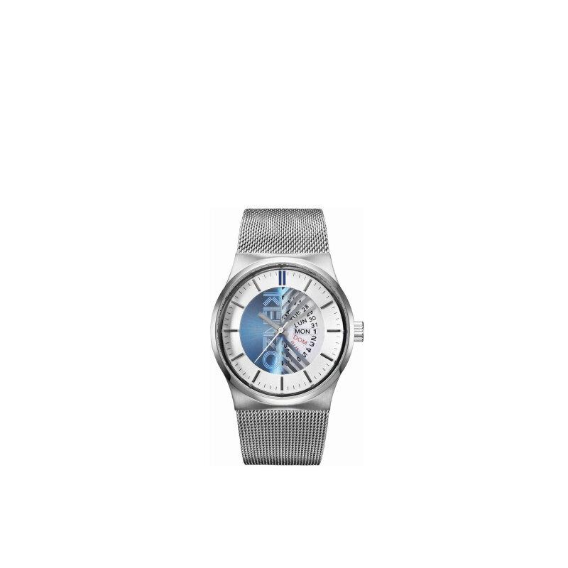 Zegarek Kenzo srebrny