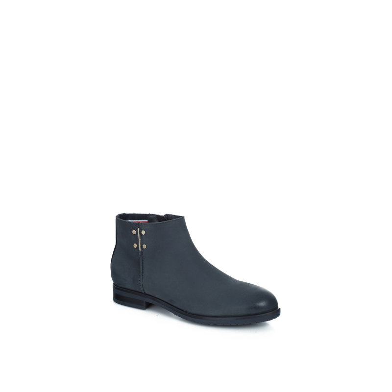 Berry 8N boots Tommy Hilfiger charcoal