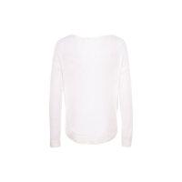 Sweter THDW VNK Hilfiger Denim biały