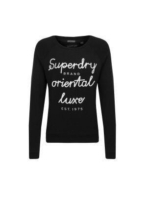 Superdry Applique sweatshirt