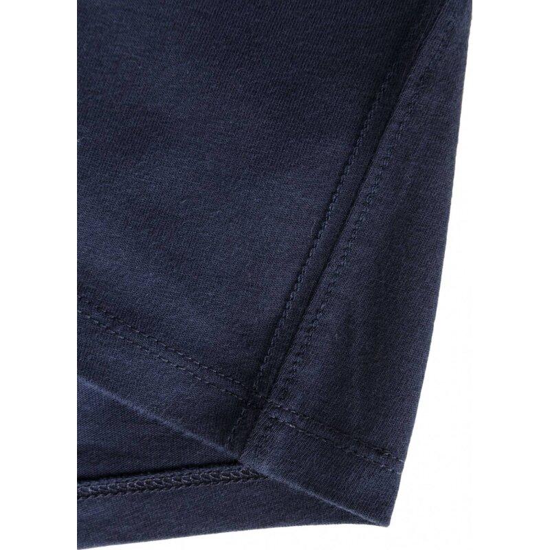 Longsleeve Splinter Guess Jeans granatowy