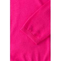 Sweter Lacoste różowy