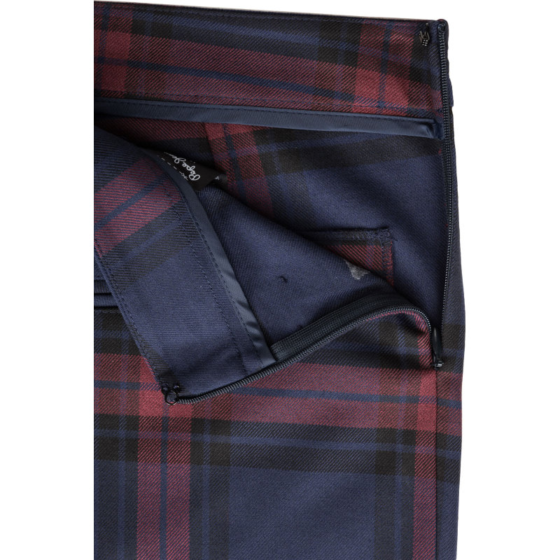 Spodnie Jumper Pepe Jeans London granatowy