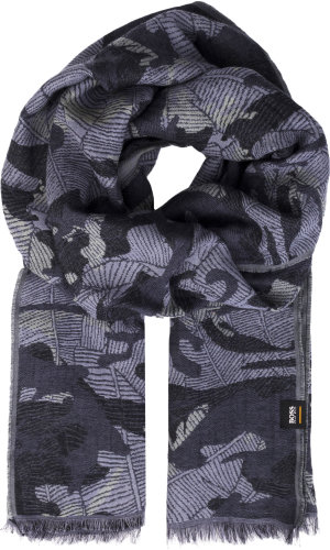 Boss Casual Scarf Net-2