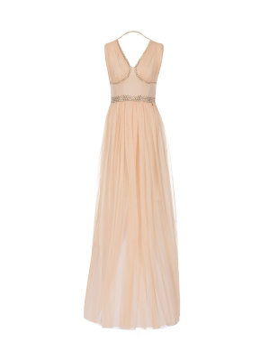 Elisabetta Franchi Red Carpet Dress