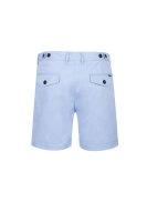 Szorty Armani Jeans błękitny