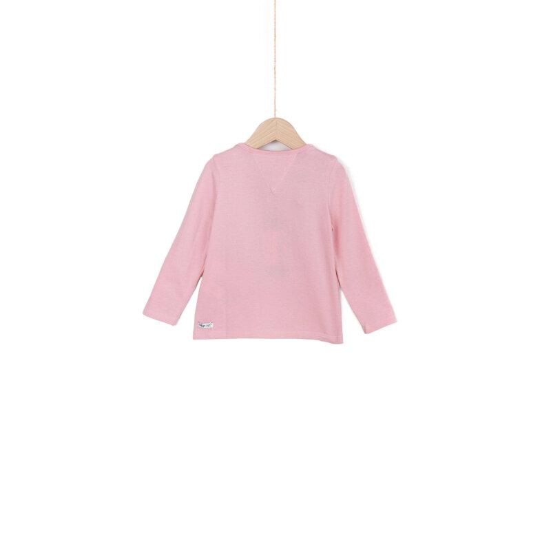 Bluzka Tommy Hilfiger różowy
