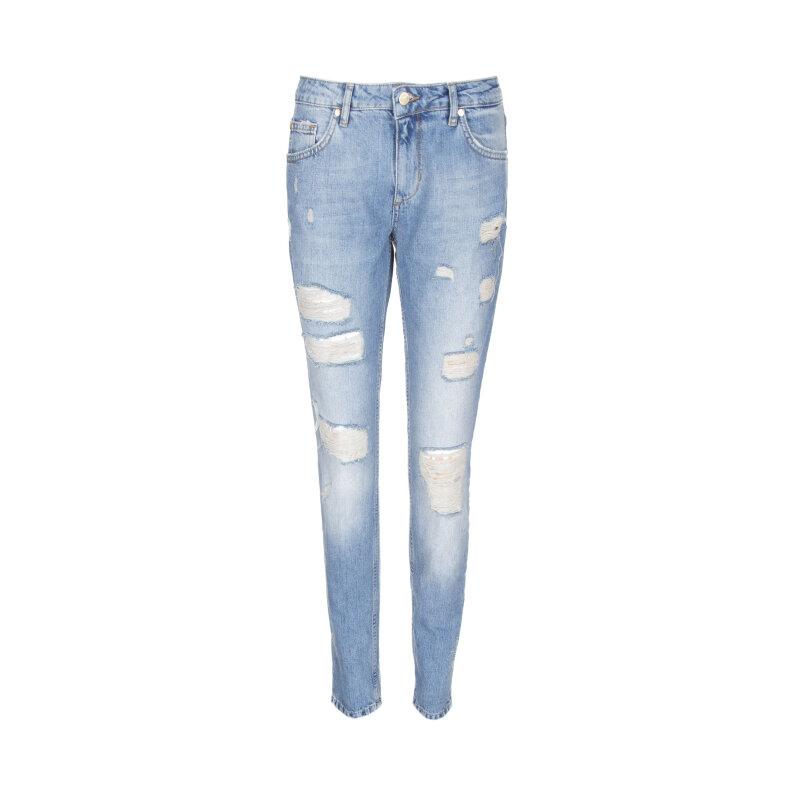 Boyfriendy Liu Jo Jeans niebieski
