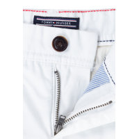 Chino Twill shorts Tommy Hilfiger white