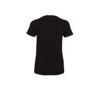 T-shirt Moschino czarny