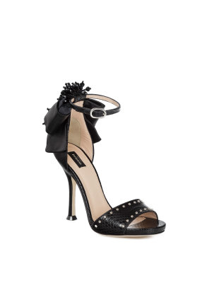 Pinko Soave Heeled Sandals