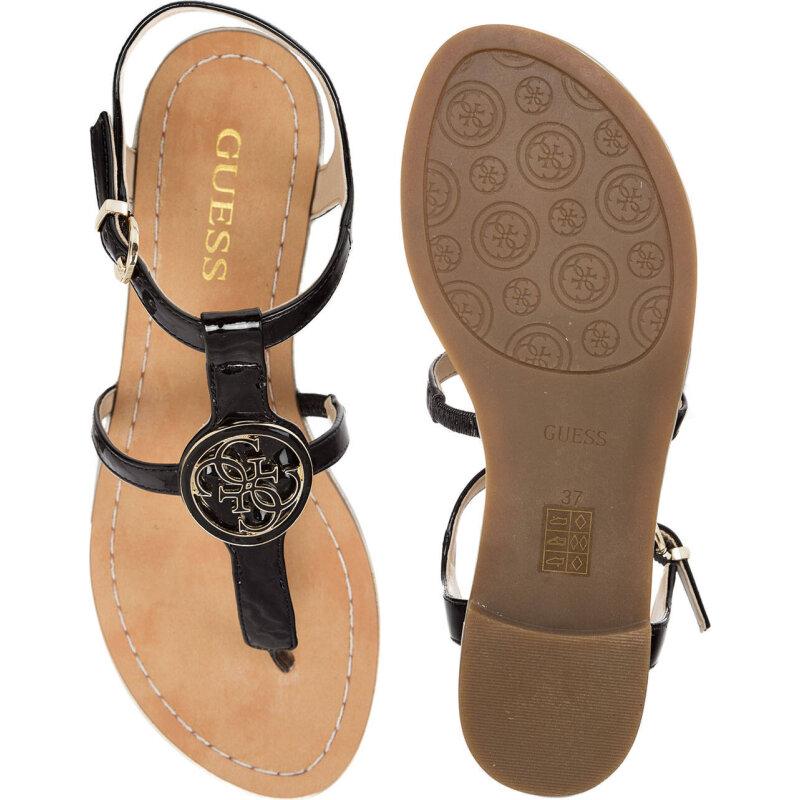 Roxie2 sandals Guess black