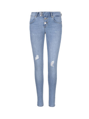 Liu Jo Jeans RIVER BOTTOM UP JEANS