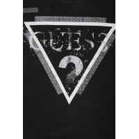 T-shirt Guess Jeans black