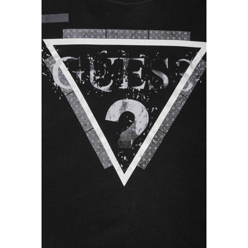 T-shirt Guess Jeans black
