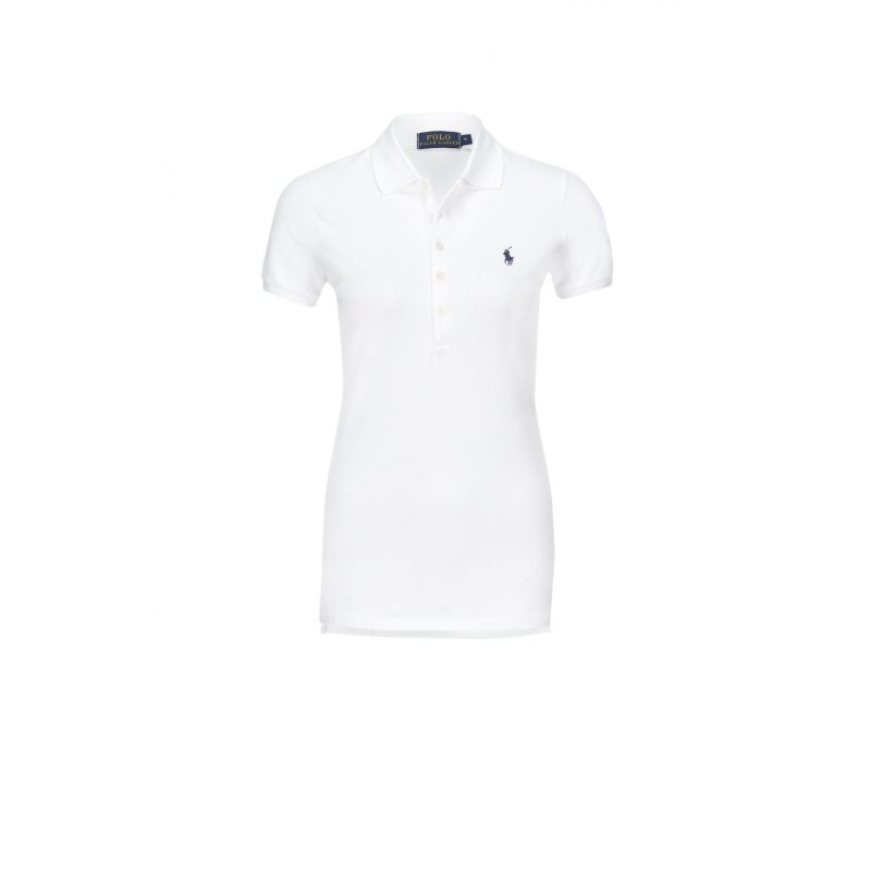 Julie Polo Polo Ralph Lauren white