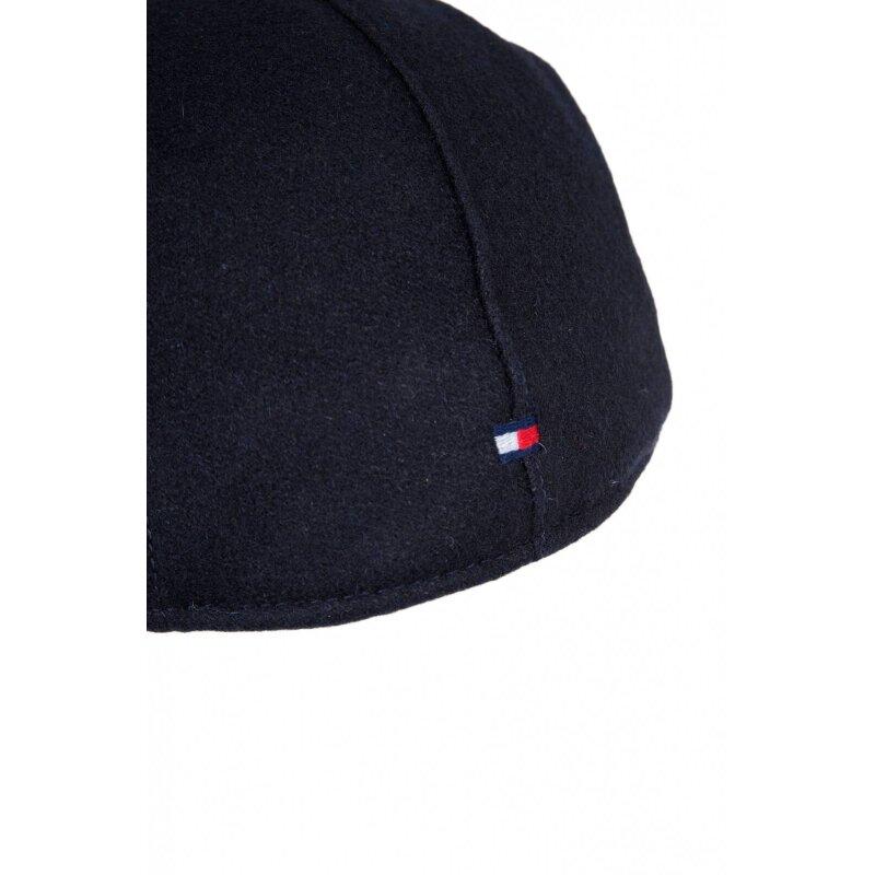 Melton Flat cap Tommy Hilfiger navy blue