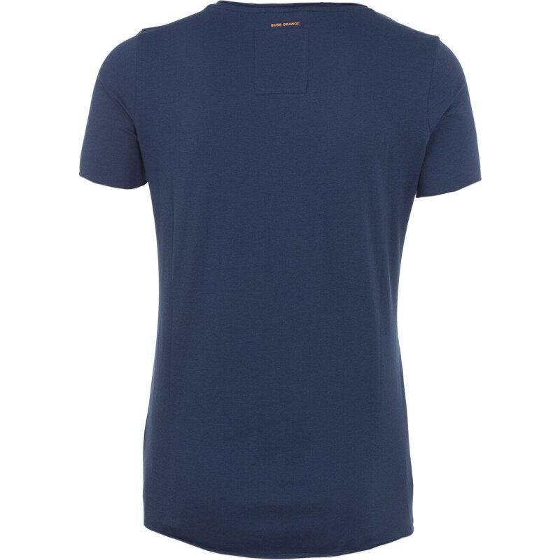 Tishirt T-shirt Boss Orange navy blue