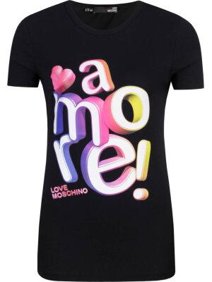 Love Moschino T-shirt | Slim Fit