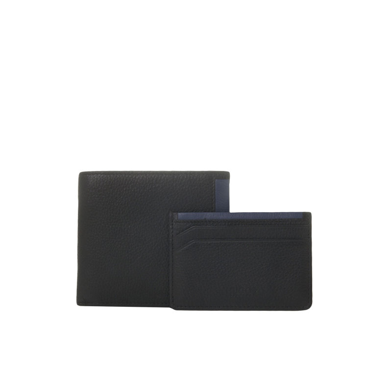GbH16PF_8cc wallet + card holder Hugo black