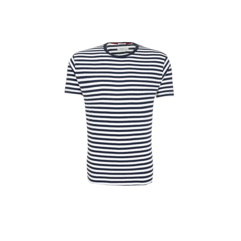 Bishop T-shirt Pepe Jeans London navy blue
